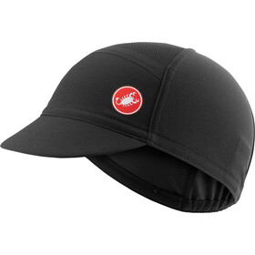 Castelli Ombra Cycling Cap, black